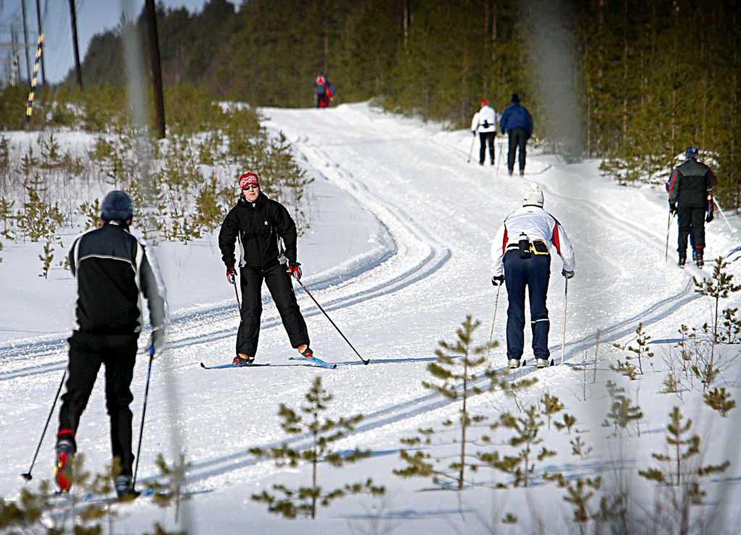 Oulun Latutilanne