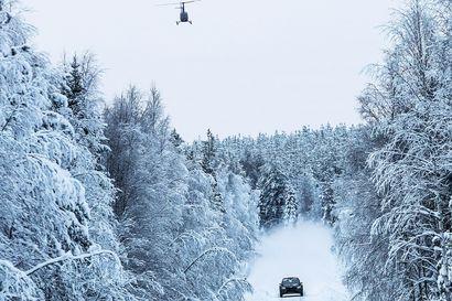 Kilpailunjohtaja: Kiristyvät rajoitukset eivät uhkaa Rovaniemen MM-rallia – Kulttuuriala sopeutuu luovilla ratkaisuilla