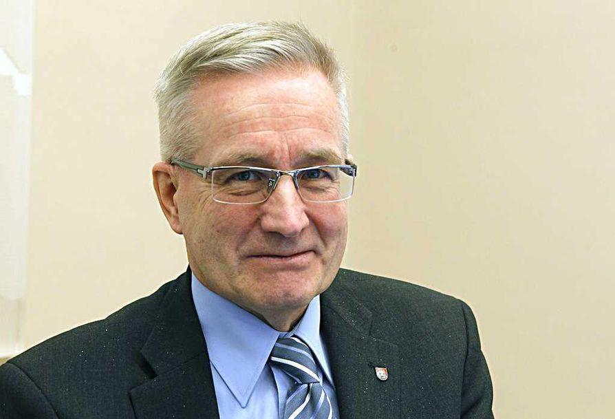 Matti Pennanen mielestä nyt on tärkeintä käydä hyvä keskustelu.
