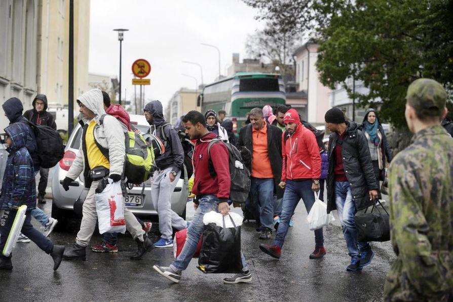 Kuntapäättäjät arvioivat, ettei kuntaveroa tarvitse kiristää maahanmuuton vuoksi.