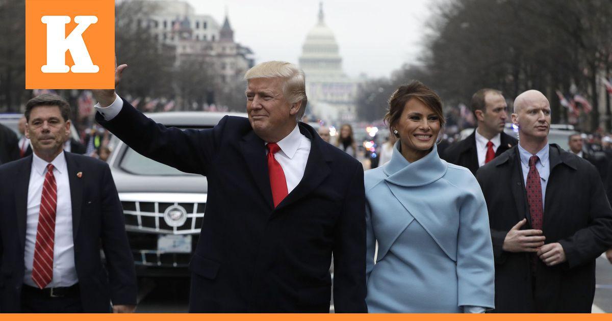 Melania Trump jätti videolla jäähyväiset ja pyysi amerikkalaisia...