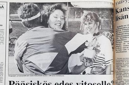 Vuosien takaa: Fiian Kymppi houkutteli 1200 naista lenkille