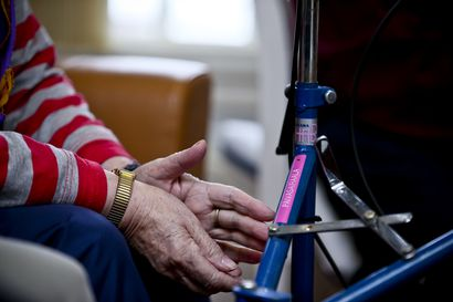 Keskustan kannanotto vanhusten asumispalveluista Pudasjärvellä