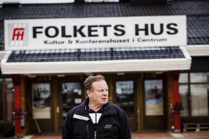 Bengt Niska Tornionlaakson totuus- ja sovintokomissioon