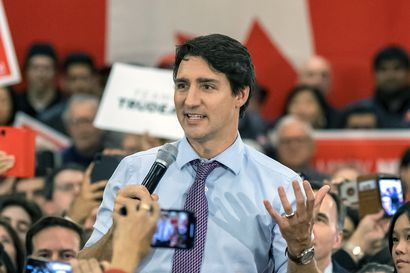 Kanadan pääministeri Trudeau pääsemässä niukasti jatkokaudelle