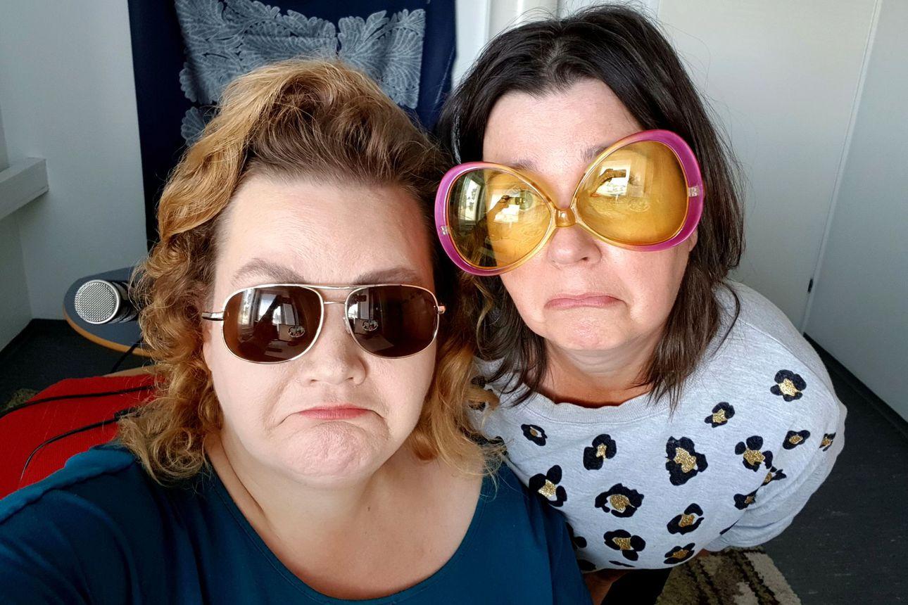 Happi ja Saima: Mikä naurattaa? – Kuuntele uusin podcast