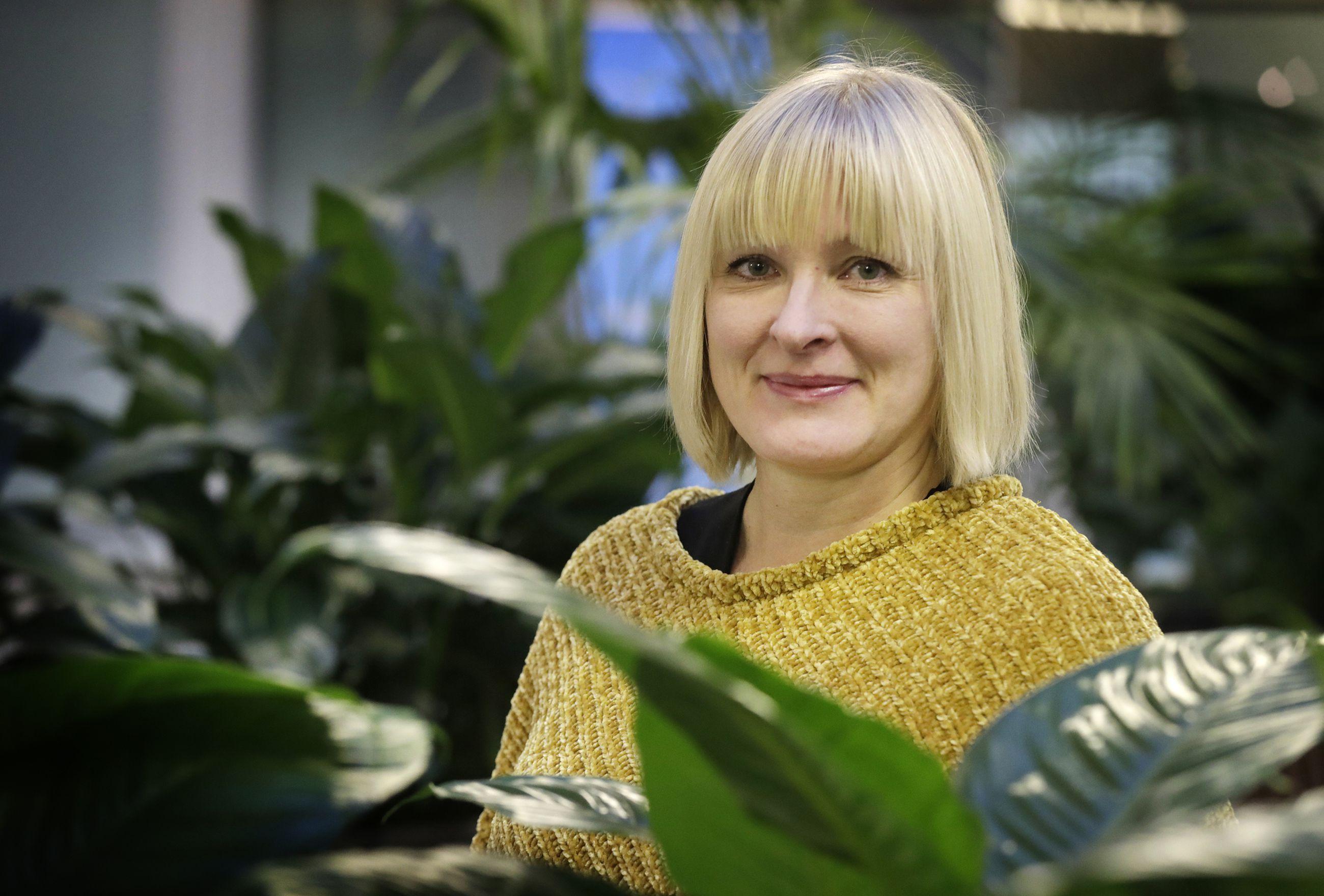 Marjo Kolehmainen