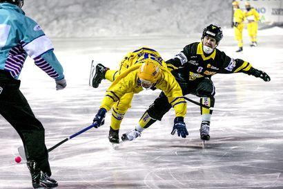 LRK Tornio kohtasi liigakärki Lappeenrannan Veiterän.