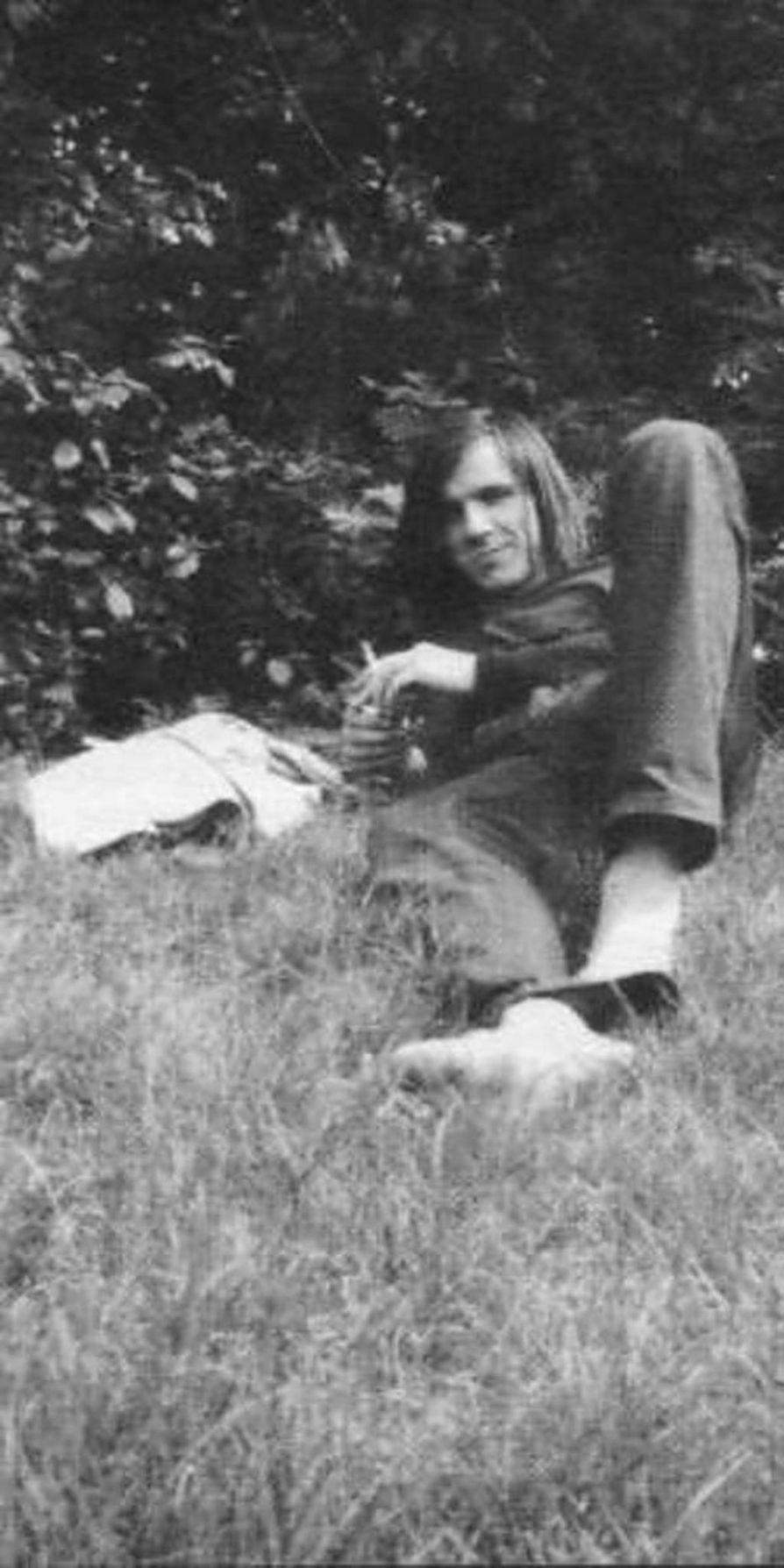 Pekka Streng ennätti tehdä kaksi levyä: Magneettimiehen kuoleman ja Kesämaan.
