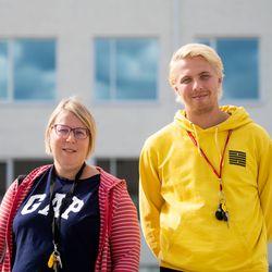 Susan ja Anttu jalkautuvat syksyllä kouluun kuuntelemaan ja auttamaan nuoria – pilottihankkeella halutaan parantaa kouluympäristöä ja ehkäistä poissaoloja