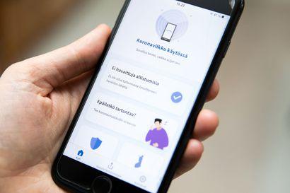 Hälyttikö iPhone korona-altistuksesta mutta Koronavilkku ei? Näin korjaat ongelman