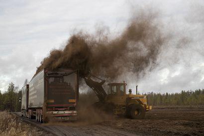 Monen työ on turpeessa kiinni – Selvitys: Turpeen käytön puolittaminen vie Pohjois-Pohjanmaalta pari sataa työpaikkaa