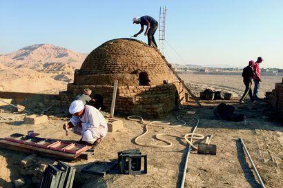 Alvar Aallon siilon tulevaisuudelle löytyy esikuva Egyptin Kuolleiden laaksosta – siilohankkeen johtoon astuva arkkitehti on pitkäaikainen Aallon ihailija