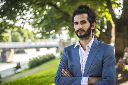 Irakin nuoret haluavat maan, jossa on toimiva järjestelmä – irakilainen Ali Raeed toivoo, että uskonto erotettaisiin politiikasta