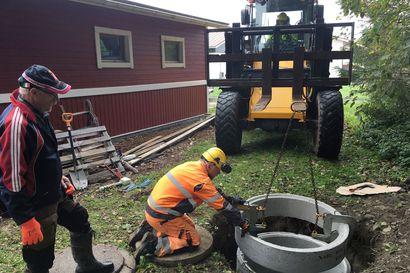 Torniossa sakokaivo sai vuosiksi jatkoajan – jätevesiremonteilla on jo kiire