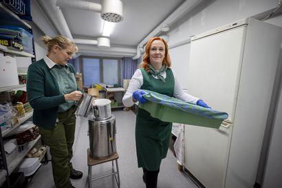 """Oululaisten sotilaskotisisarten munkit tunnetaan Pohjois-Suomessa – """"Yhteinen maanpuolustuksellinen tavoite yhdistää vapaaehtoisia harrastajia"""""""