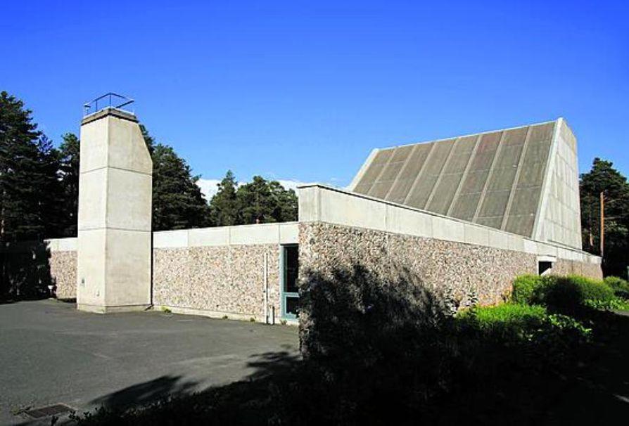 Oulun krematorio on palvellut hyvin 33 vuotta.