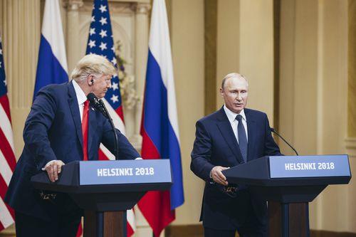 Nähdäänkö Trump ja Putin jälleen Suomessa  – Huippukokous onnistuisi  lyhyellä varoitusajalla 38b42f213a
