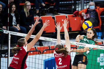Pölkky Kuusamo pisti pelin nopeasti pakettiin Huittisissa – LP-Vampula jäi vaille mahdollisuuksia