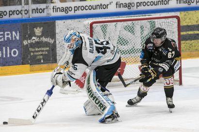 Vladivostokin KHL-eksotiikka kiehtoo kiekkokiertolaista Olkinuoraa