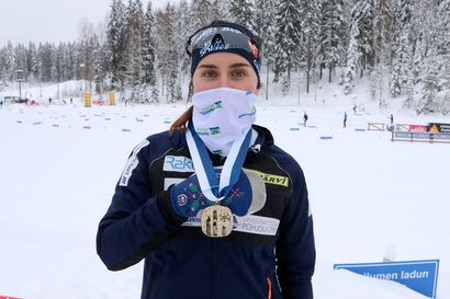 Emmi Lämsälle kultaa, Niko Anttolalle hopeaa