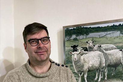 Taidemaalari matkansa alussa – Auvo Virpi haluaa tallentaa maalauksiinsa ohikiitävien hetkien kauneuden