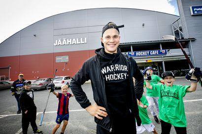 Jesse Puljujärvi sopimukseen Kärppien kanssa