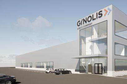 Uusi Ginolis House nousee Kempeleen Vihikariin – ensi kesänä valmistuvassa Ginolis Oy:n pääkonttorissa on muun muassa puhdastilat ja näyttelyhuone