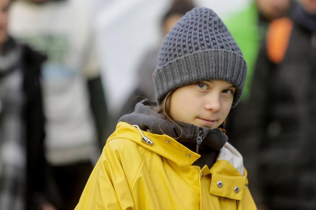 Greta Thunbergin uskomaton elämäntarina  miten nykyään 17-vuotias...