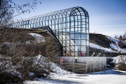 Arktikumin tulvasuojaus alkaa Rovaniemellä – maakuntamuseo valmistautuu kokoelmien evakuointiin