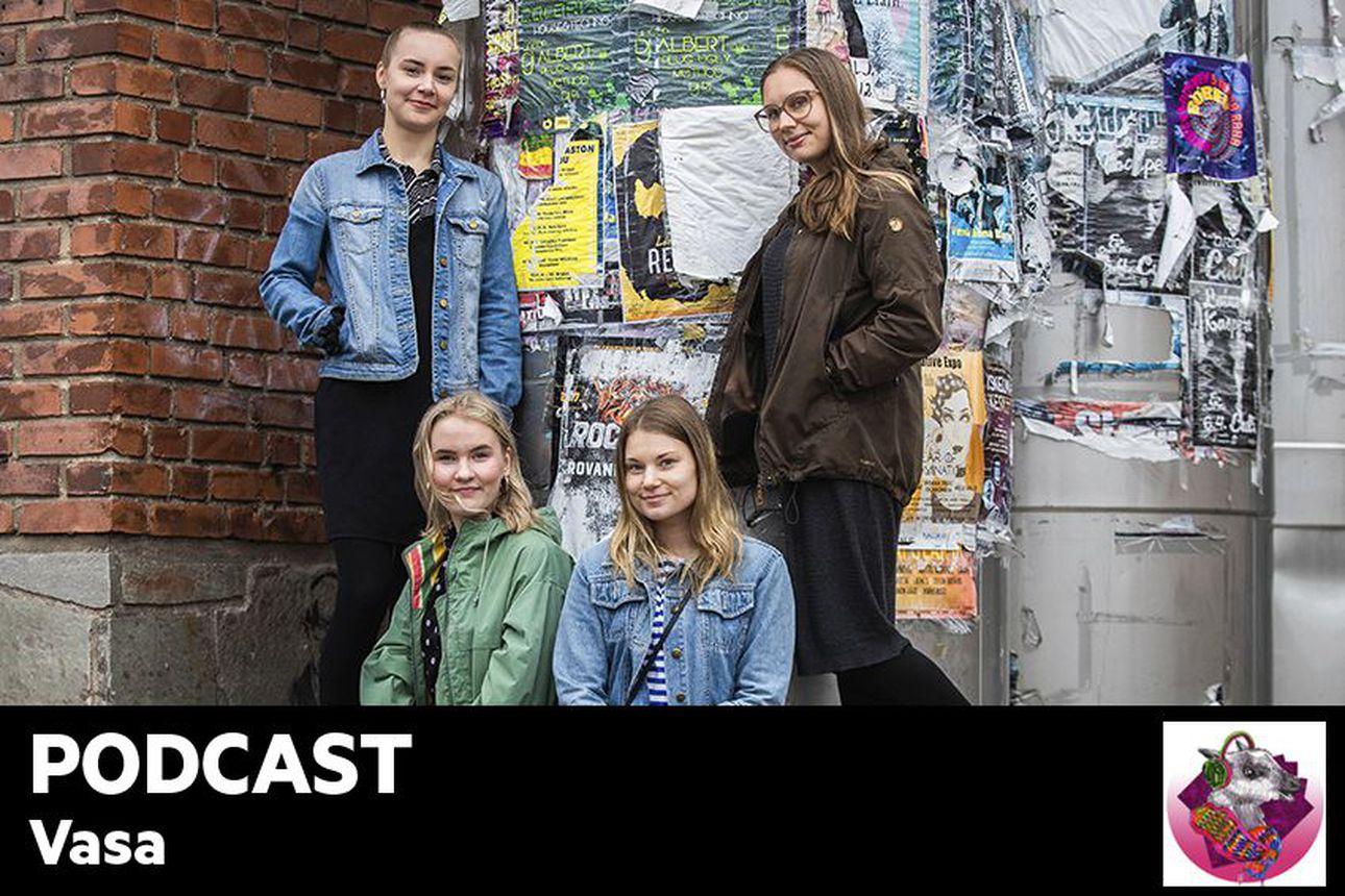 """Kuuntele Vasan podcast: """"Värillä ei ole väliä"""" on etuoikeutettujen puhetta, koska sillä on vielä väliä"""