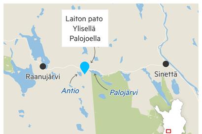 Kuka patosi joen Ylitorniolla? – Metsähallitus purkaa luvattoman rakennelman, joka aiheuttaa ongelmia ranta-asukkaille ja kaloille