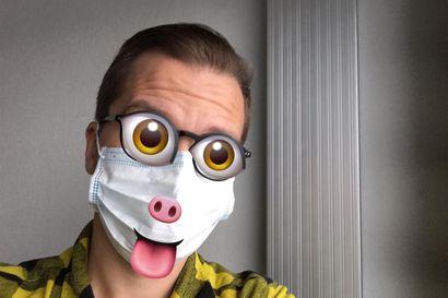 Lähde mukaan haasteeseen – Kerätään kunnon maskikuvagalleria Koillismaalta!