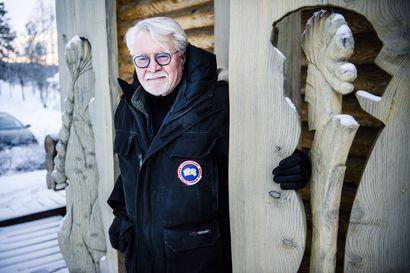 Lappsetin juuret ovat joulussa –80 vuotta täyttävä teollisuusneuvos Antero Ikäheimo on huolissaan suomalaisten kielitaidon kaventumisesta