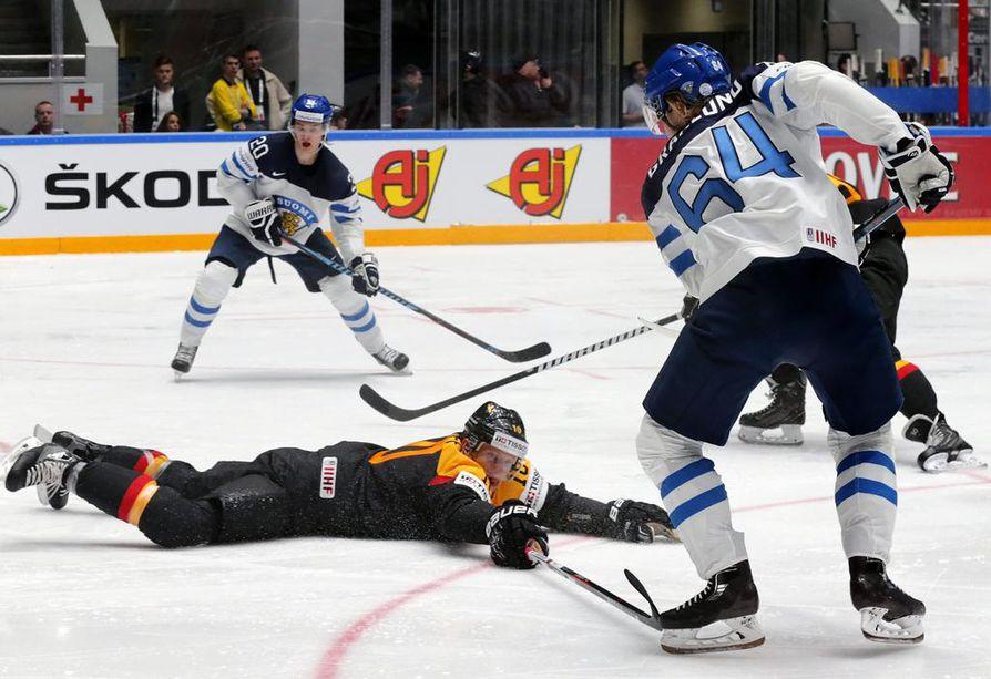 Mikael Granlund nähtiin viimeksi MM-jäillä vuonna 2016.