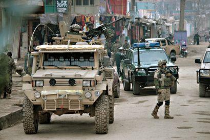 Afganistanista saatu oppia – operaatiot tarjonneet tiivistä yhteistyötä Naton ja Yhdysvaltain kanssa