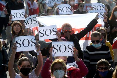 Hakkerit vuosivat tuhannen poliisin henkilötiedot julki Valko-Venäjällä
