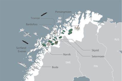 Barents Observer: Norjan jättisotaharjoitus Cold Response peruttu koronaviruksen vuoksi