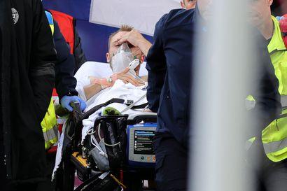 """Christian Eriksen kiitollinen saamastaan tuesta: """"Haluan selvittää mitä tapahtui"""""""