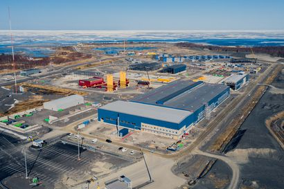 """Fennovoimalla katse jo ydinvoimalan rakentamisessa: """"Uskomme rakentamislupaan ensi keväänä"""""""