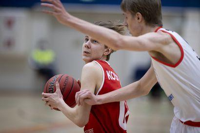 Oulu Basketball nuorensi nahkansa joulutauon aikana – seura katsoo kevättä pidemmälle