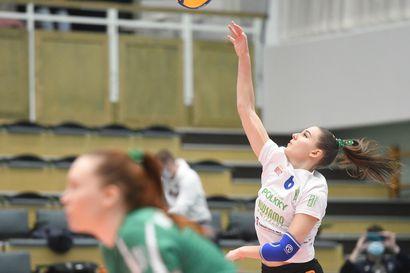 Jessica Kosonen lähti Kuusamosta – yleispelaaja siirtyy hallitsevan Suomen mestarin riveihin