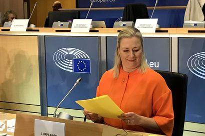"""Urpilainen aloitti komissaariesittelynsä EU-parlamentissa kertomalla vahvasta Eurooppa-identiteetistään – """"Olen tehtävästä innostunut ja nöyrä"""""""
