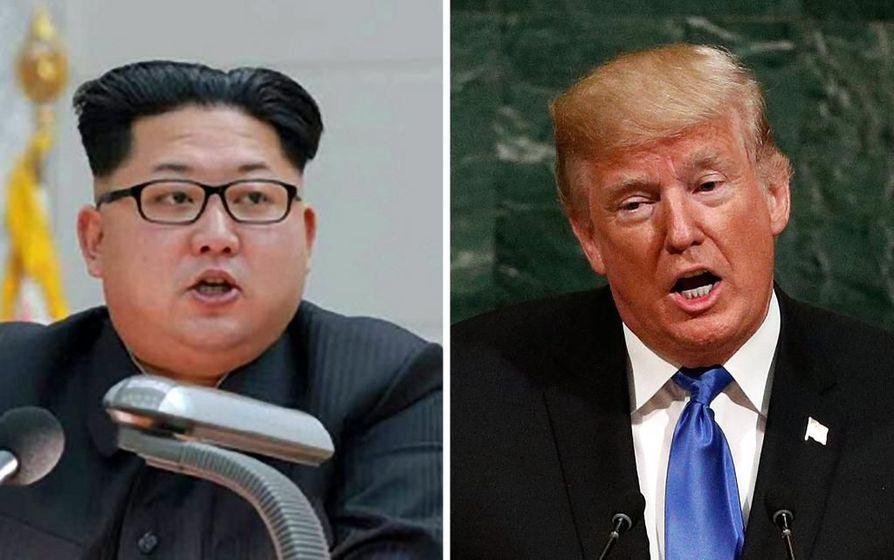 Suomi on ehdolla Yhdysvaltain presidentin Donald Trumpin ja Pohjois-Korean itsevaltaisen hallitsijan Kim Jong-unin korkean tason neuvottelujen järjestäjäksi, kertovat useat asiaa tuntevat lähteet.
