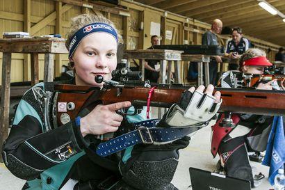 Rovaniemellä valmistaudutaan nuorten SM-ammuntoihin