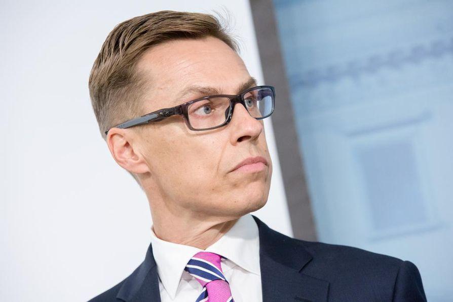 Alexander Stubb sanoo uskovansa, että paljastus antaa lisäpotkua kansainväliseen yhteistyöhön veronkiertoa vastaan.