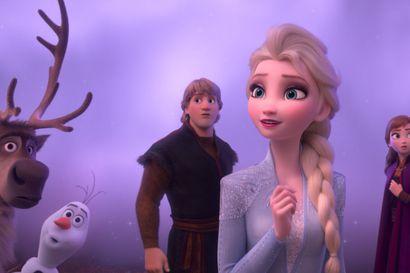 Frozen 2 nähdään ennakkonäytöksissä Inarissa, Rovaniemellä ja Torniossa lauantaina