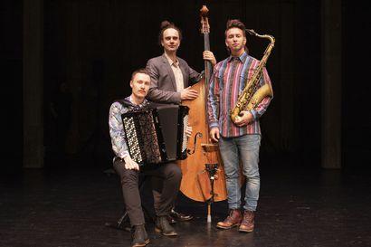 Sole Azul hitsaa yhteen tangon ja jazzin – yhtye keikkailee Rovaniemellä viikonloppuna