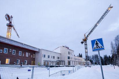 Ylikylän monitoimitalo tuo Rovaniemelle uuden yläkoulun – Se nielee oppilaita Korkalovaarasta ja Sinetästä