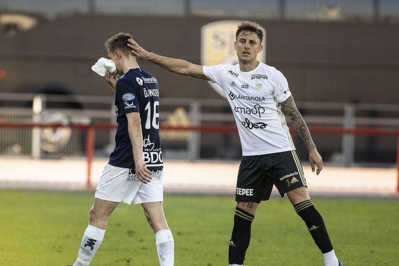 Analyysi: AC Oululla ei ole nollassa pisteessä purnaamisen varaa – Joukkue oli taas Raatissa tehoton